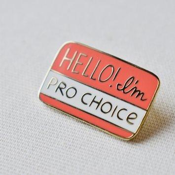The Found - TF Pro Choice Enamel Pin