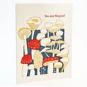 Ilee Papergoods - IP Magical Mushrooms Card