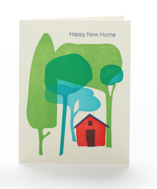 Ilee Papergoods - IP Happy New Home Card