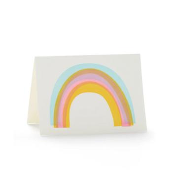 Ilee Papergoods - IP Rainbow Blank Card