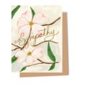 Elizabeth Grubaugh - EG Sympathy Dogwood Card