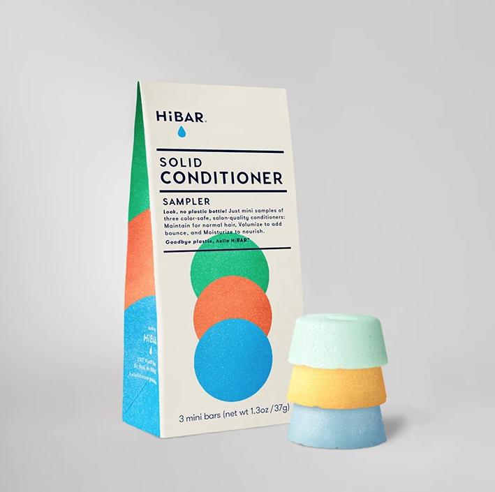 HiBAR HIB AP - Sampler Conditioner, Set of 3