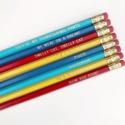 Calliope Pencil Factory - CPF Friends Pencils, Set of 8