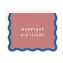 Amy Heitman Illustration - AHI Happiest Birthday Card