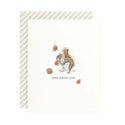 Amy Heitman Illustration - AHI Nuts About You Card