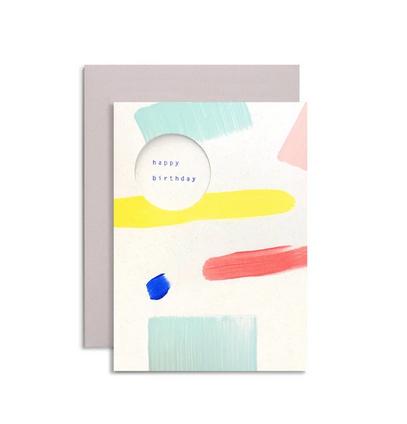 Moglea - MOG Magic Birthday Card