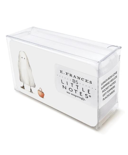 E. Frances Paper Studio - EF Ghostie Boo Little Notes, set of 85