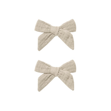 Rylee + Cru - RC RC BA - Bow Clip Set in Stone