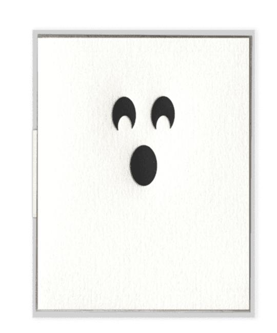 Ink Meets Paper - IMP Ghost Halloween Card