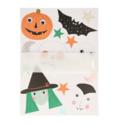 Meri Meri - MEM Halloween Motif Sticker Sheets, Set of 5 Sheets