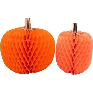 Meri Meri - MEM Halloween Honeycomb Pumpkins