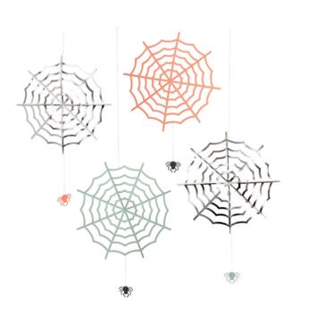 Meri Meri - MEM Hanging Cobwebs