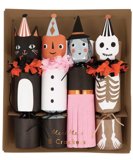 Meri Meri - MEM Vintage Halloween Character Crackers