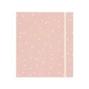 Sugar Paper - SUG 2022 Concealed Agenda, Rose Linen Scatter Dot