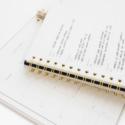 Sugar Paper - SUG 2022 Signature Spiral Planner, Scatter Dot
