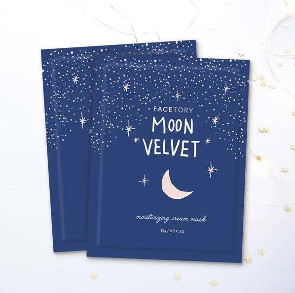FaceTory - FAC Moon Velvet Moisturizing Cream Mask