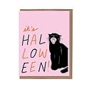 La Familia Green - LFG Cat Halloween Card