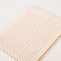 M. C. Pressure Line, Dot, Grid Notebooks, Set of 3