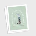 Lunch City Studio Open Door (Look How Far You've Come) Card