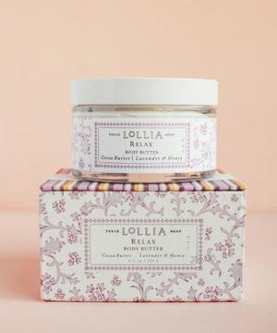 Lollia - LO Lollia Relax Whipped Body Butter