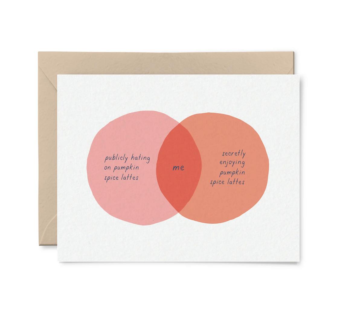 Little Goat Paper Co - LG PSL Venn Diagram Fall Card