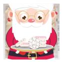 Sugarfina - SU SU FAD - Santa's Donuts Small Cube, Holiday 2021