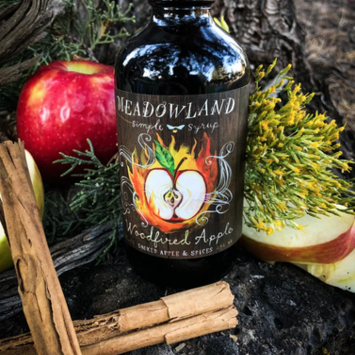 Meadowland - MEA Woodfired Apple Syrup (Smoked Apple and Spices)