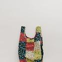 Baggu - BA Baggu Calico Block Baby Reusable Bag