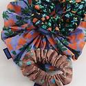Baggu - BA Baggu Calico Floral Scrunchies, Set of 3