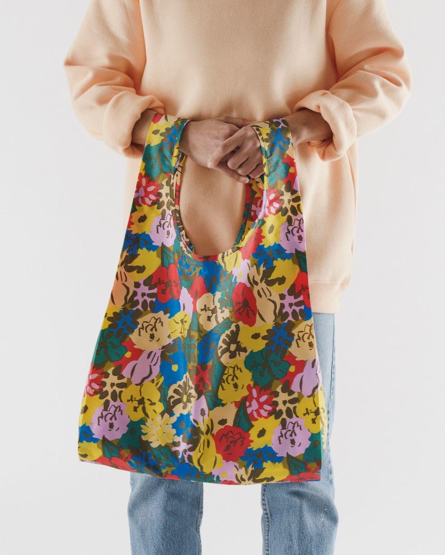 Baggu - BA Baggu Scarf Floral Standard Reusable Bag