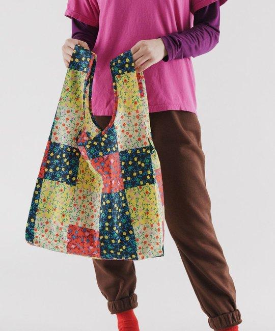 Baggu - BA Baggu Calico Block Standard Baggu Reusable Bag