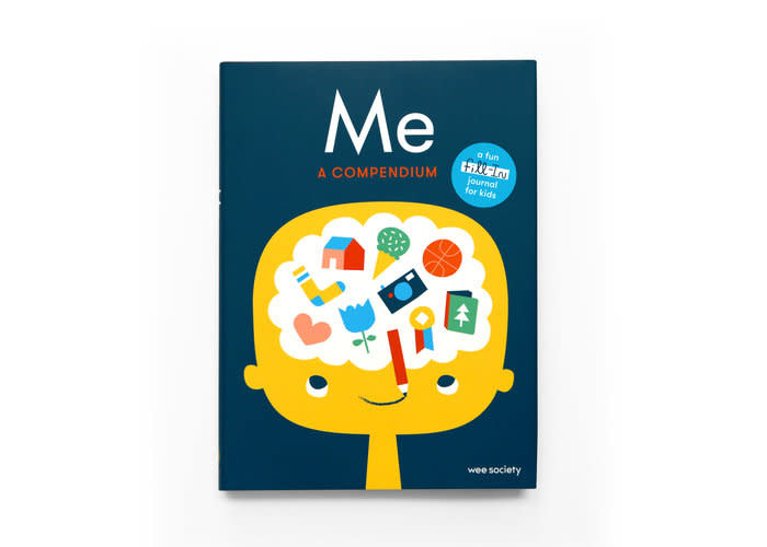 Penguin Random House - PRH Me: A Compendium A Fill-in Journal for Kids