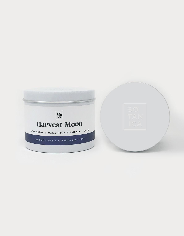 Botanica - BOT Botanica - Harvest Moon Travel Tin Candle