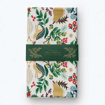 Rifle Paper Co - RP Rifle Paper Co - Partridge Tea Towel