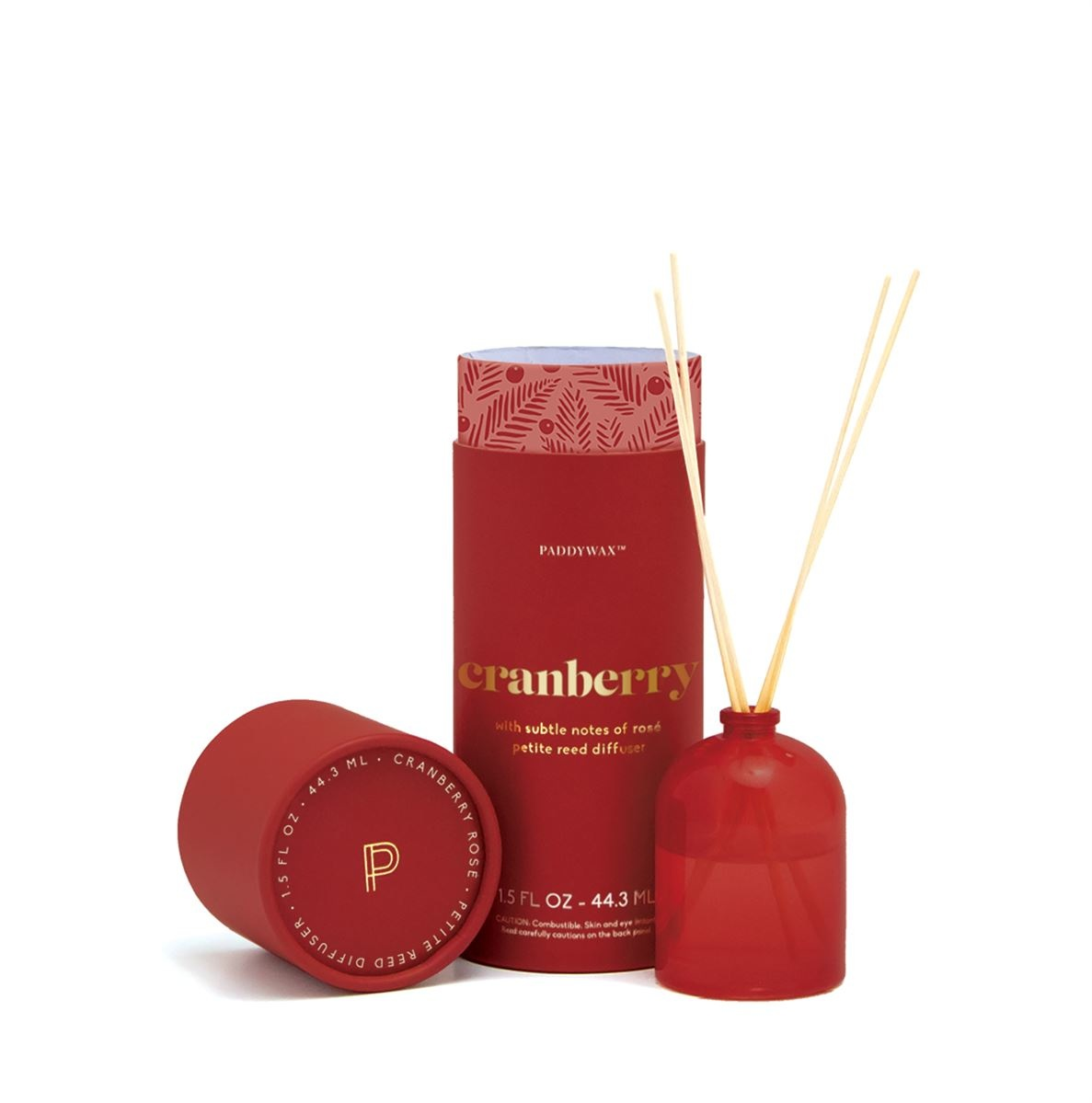 Paddywax - PA Cranberry Scent Reed Diffuser