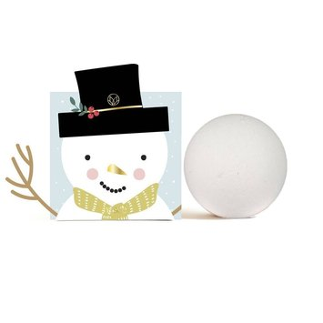 Musee - MUS Frosty Snowman Holiday Bath Balm Bomb