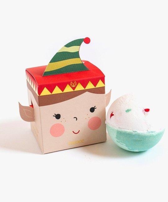 Musee - MUS Jolly Elf  Holiday Bath Balm Bomb