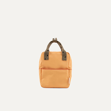 Sticky Lemon - STL Sticky Lemon - Small Freckles Backpack in retro yellow + seventies green + faded orange