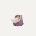 Sticky Lemon - STL Sticky Lemon - Small Freckles Backpack in pirate purple + sky blue + caramel fudge