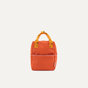 Sticky Lemon - STL Sticky Lemon - Small Freckles Backpack in carrot orange + sunny yellow + candy pink
