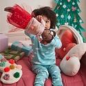 Meri Meri - MEM Holly Christmas Jumper Doll