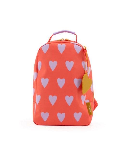 Sticky Lemon - STL Small Miss Rilla Mini Hearts Backpack in Violet