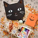 Gus and Ruby Letterpress - GR Gus & Ruby - Halloween Gift Box