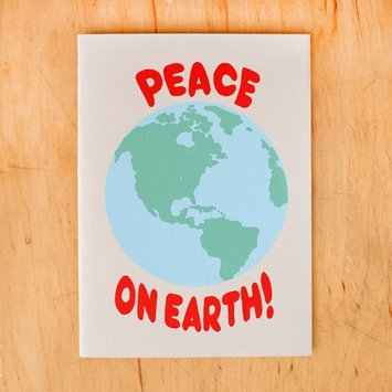 Gold Teeth Brooklyn - GTB GTBGCHO0030 - Peace On Earth Globe