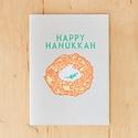 Gold Teeth Brooklyn - GTB GTBGCHAN0001 - Hanukkah Latke Card