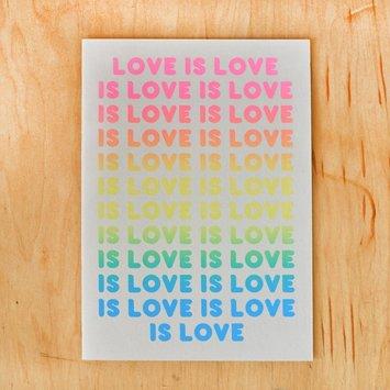 Gold Teeth Brooklyn - GTB GTBGCMI0023 - Love is Love
