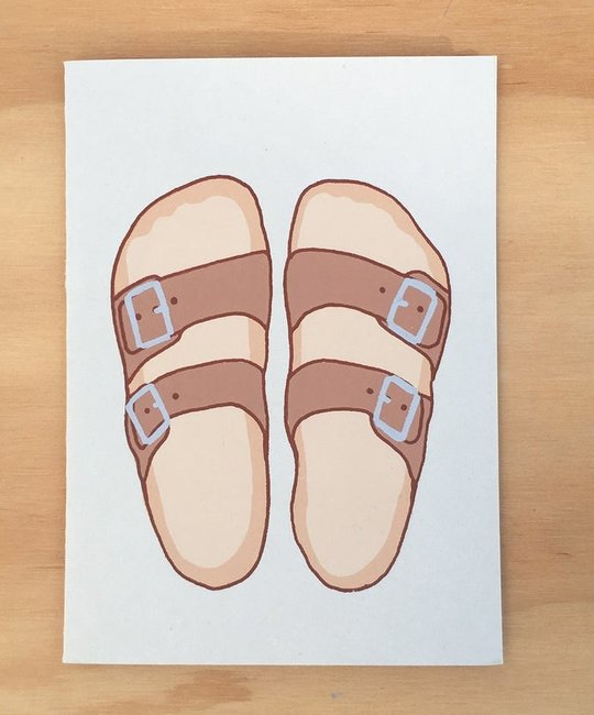 Gold Teeth Brooklyn - GTB GTBGCMI0033 - Sandals