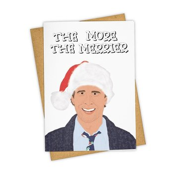 Tay Ham - TH The More the Merrier Christmas Card