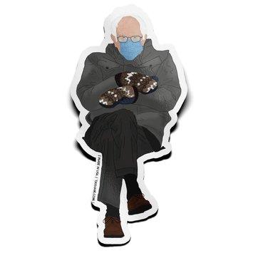 Tay Ham - TH TH ST - Bernie Sticker
