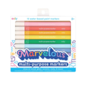OOLY - OO Ooly- Marvelous Multi-Purpose Paint Markers, Set of 12